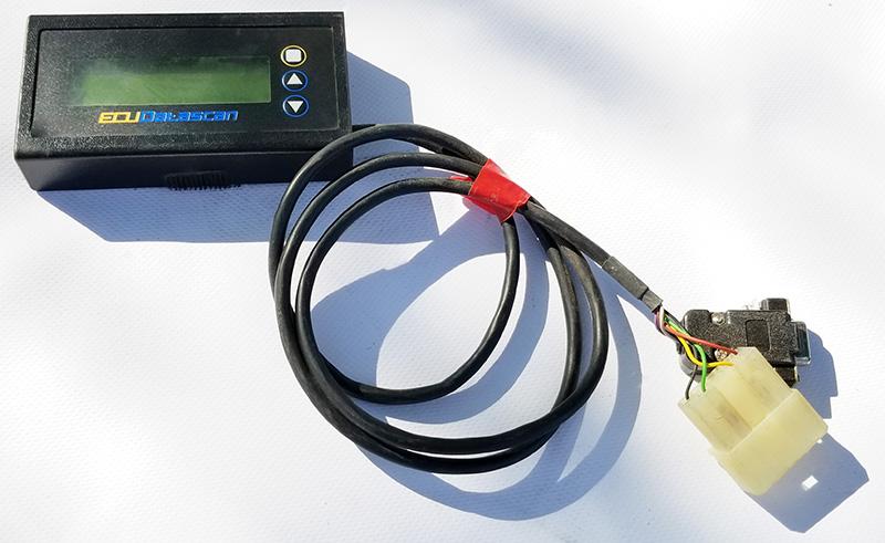 EcuDataScan ECU Display - Subaru Select Monitor I (SSMI