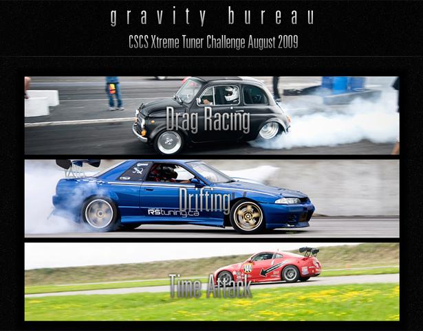 Drift.GravityBureau.com Gallery Website - CSCS Xtreme Tuner Challenge August 2009