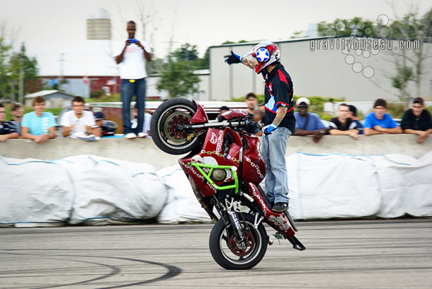 Twisted Intentions Stunt bike show