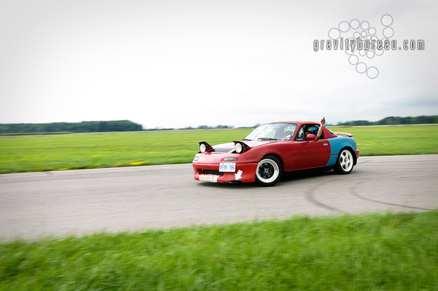 #1 Miata Drifter