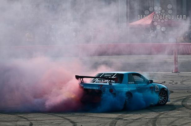 Frederic Girard - Team Kumho Drift