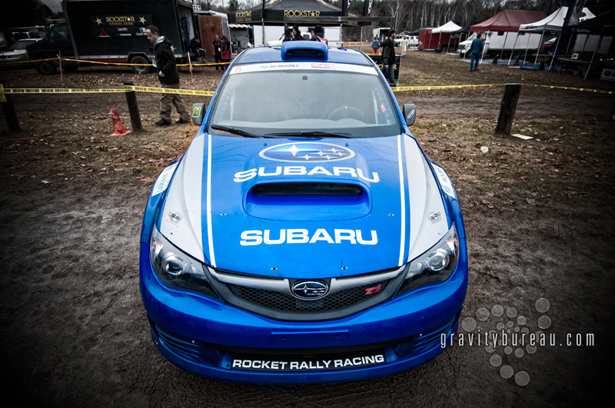 Rocket Rally Racing STI