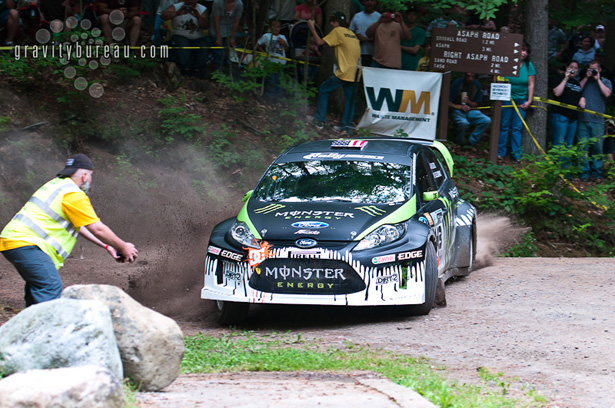 Aspah Special Stage - Ken Block & Alex Gelsomino, Monster World Rally Team