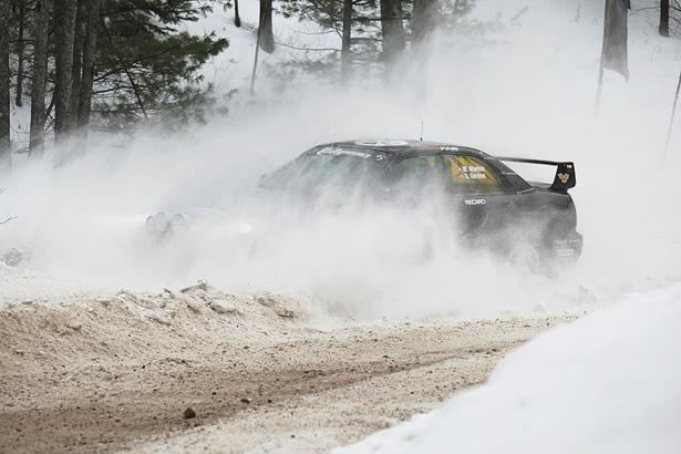 Snowbank!