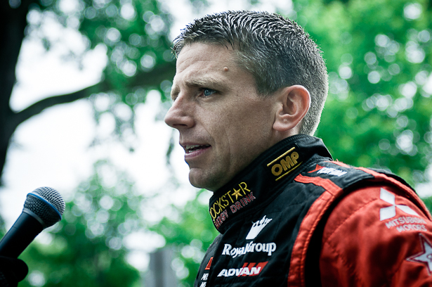 Antoine L'Estage interview at 2011 STPR - ©Peter Calak, Gravity Bureau Inc.